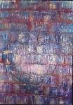 Heart II. Acrylic on canvas.1999