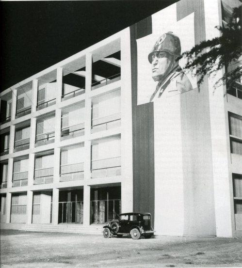 Casa Del Fascio by Terragni, Como, 1930.