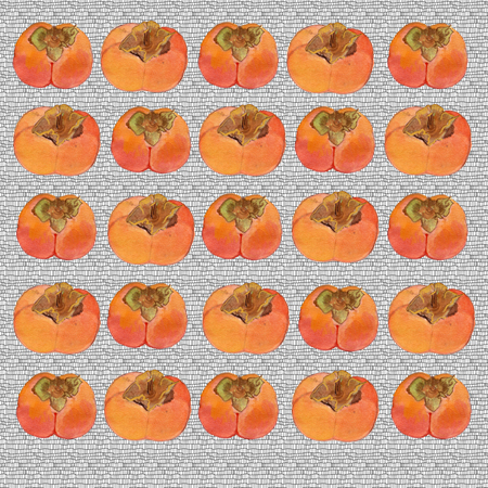 Persimmon Pattern