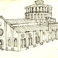 Dispatches from Milano: Sketching and Card Making
